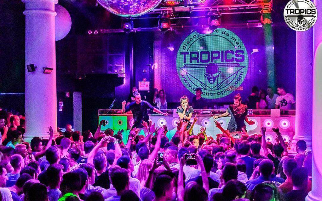 """Disco Tropics de Lloret de Mar és el primer local de la província de Girona en obtenir la màxima distinció mundial en oci nocturn: La """"Triple Excellence"""""""